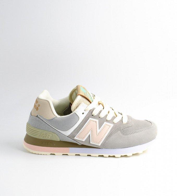 New Balance 574 Sand-Pink