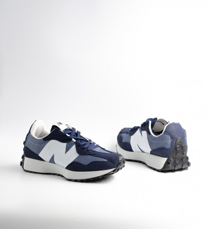 New Balance 327 Jeans Blue