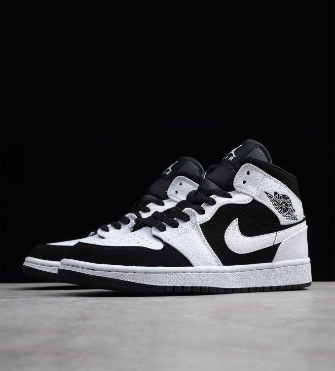 Nike Air Jordan 1 OG White Tuxedo